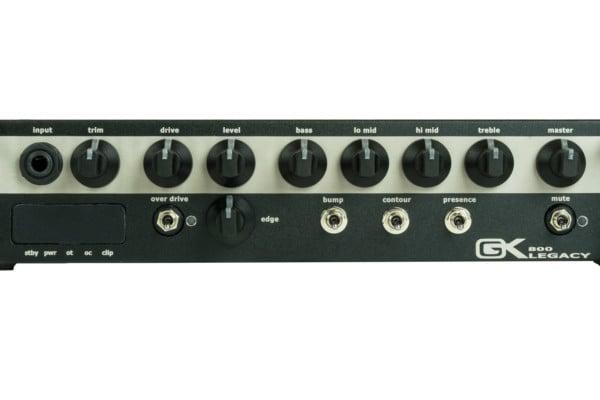 Gallien-Krueger Announces Legacy Series Bass Amps