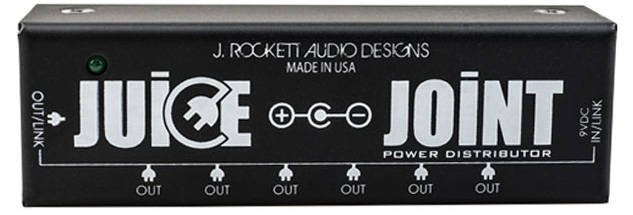 J Rockett Pedals Joint Juice