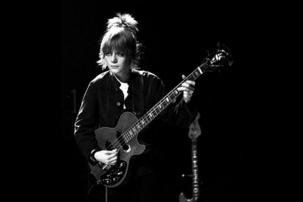 Bass Players to Know: Tina Weymouth