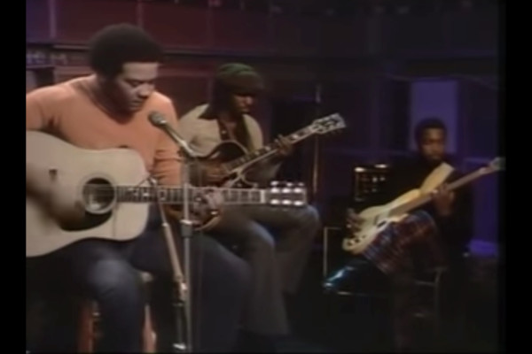 Bill Withers: Use Me