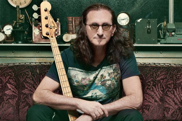 Geddy Lee Adds New December Dates to Book Tour