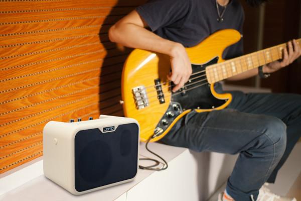 Joyo Audio Introduces the MA-10B Portable Bass Amp