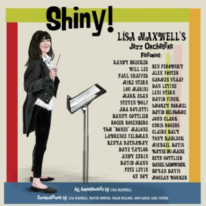 Lisa Maxwell: Shiny!