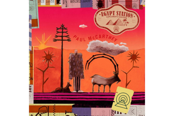 """Paul McCartney Expands """"Egypt Station"""" with """"Explorer's Edition"""""""