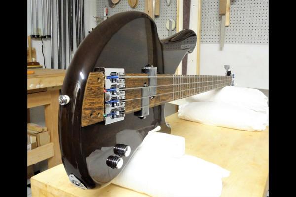 R. Low Vaughn Instruments Unveils the Panzer Bass