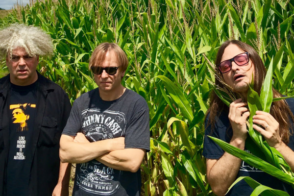Steven McDonald Pulls Double Duty on Upcoming Melvins/Red Kross Tour