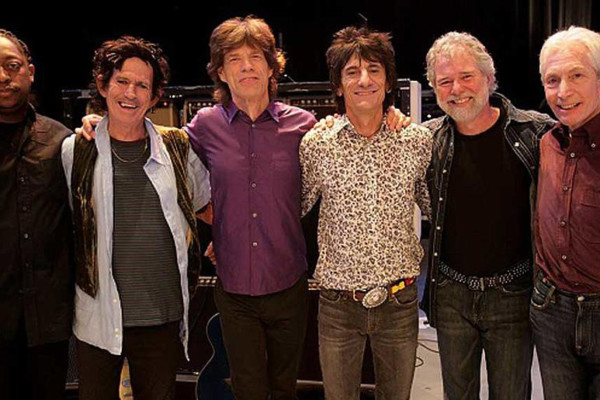 """Rolling Stones Announce Rescheduled """"No Filter"""" Tour Dates"""