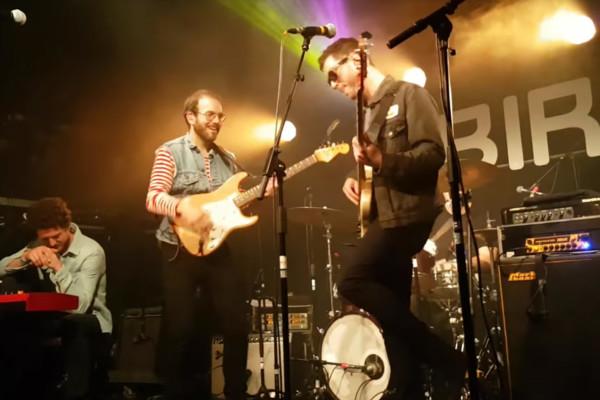 Theo Katzman with Joe Dart: One Of These Nights (Live)