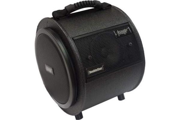 Acoustic Image Announces the Doubleshot Speaker Cabinet