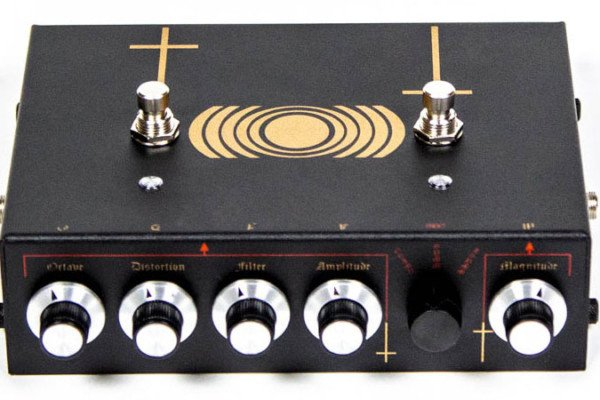 SUNN O))) and EarthQuaker Devices Introduce the Life Pedal