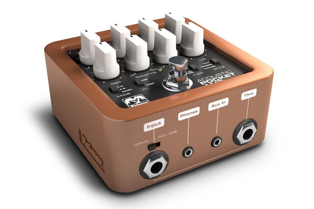 Palmer Acoustic Pocket Amp