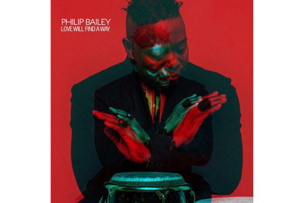 Christian McBride and Derrick Hodge Groove on Philip Bailey's New Solo Album