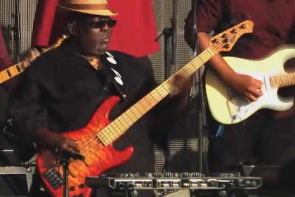 Stevie Wonder: I Wish (Live, 2016)