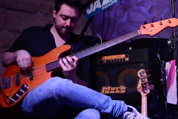 Tom Ibarra Quartet: Cause We've Ended as Lovers