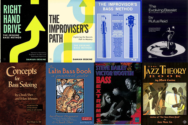 Bass Instruction: A Guide to the Best Books