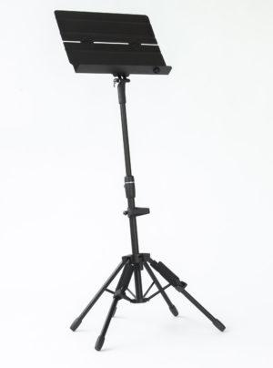 D&A Guitar Gear Hammerhead + Folding Music Stand
