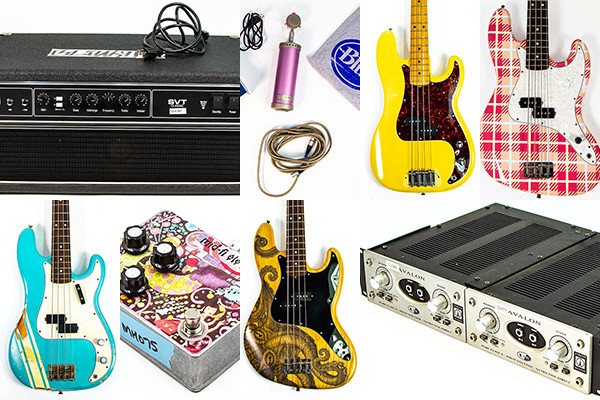 Mark Hoppus Auctions Personal Gear for Charity
