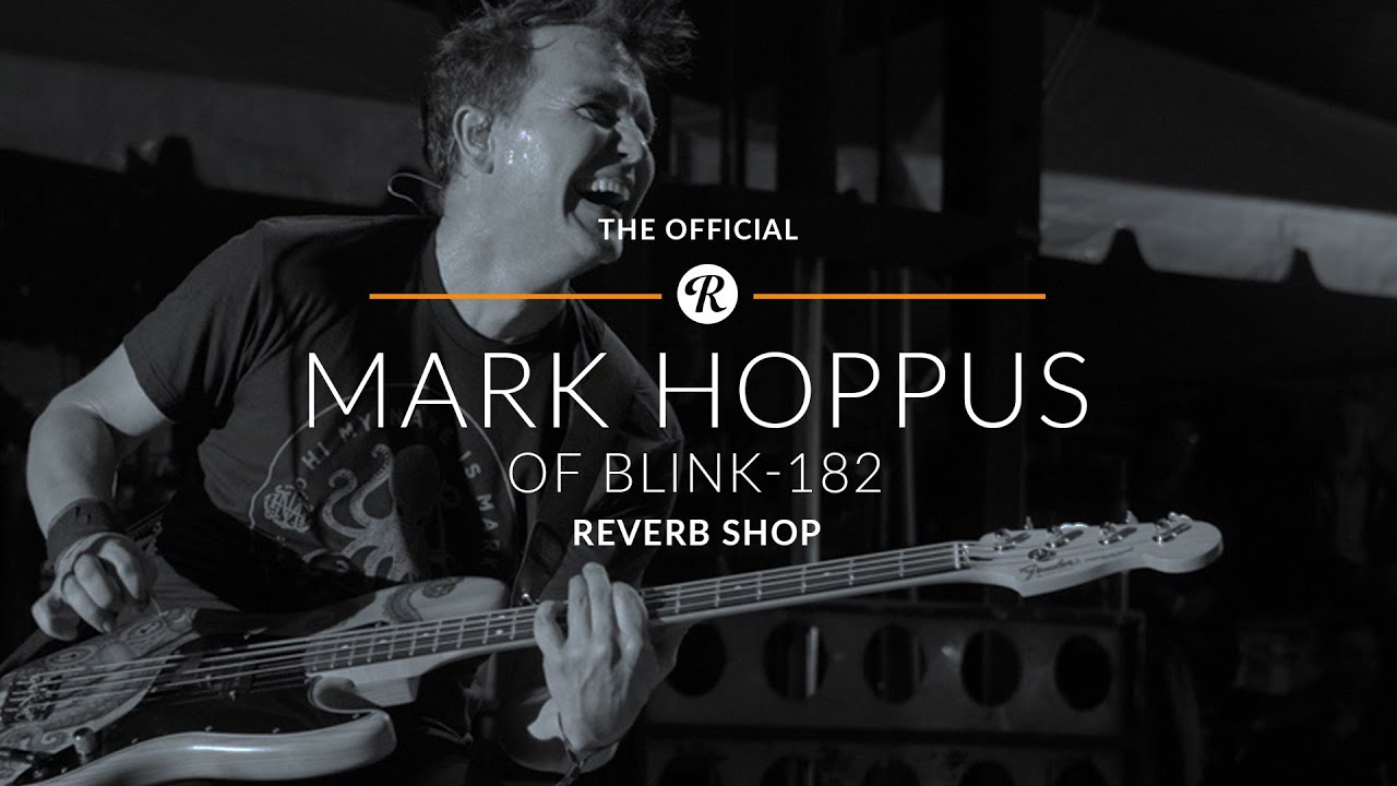 Mark Hoppus Personal Gear Auction on Reverb
