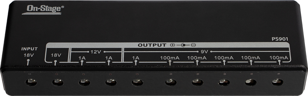 On-Stage PS901 Pedal Power Bank