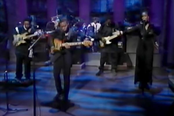 Meshell Ndegeocello: Free My Heart (Live, 1996)