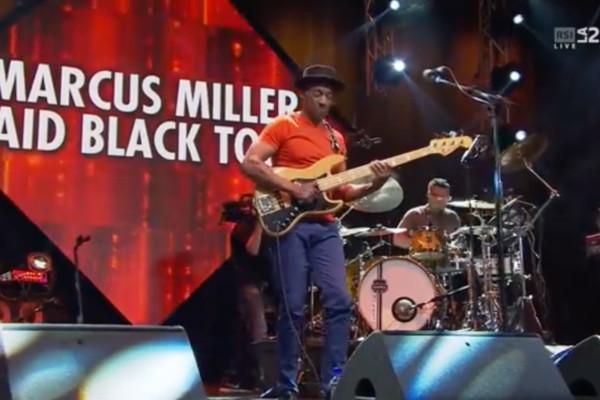 "Marcus Miller ""Laid Black"" Tour: Estival Jazz Lugano 2019 Performance"