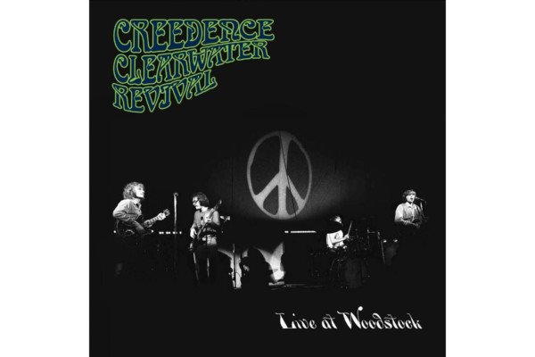 """Creedence Clearwater Revival Releases """"Live at Woodstock"""""""