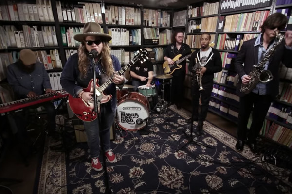 The Marcus King Band: Live at Paste Studios