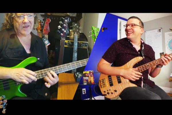 Jason Raso with Stuart Hamm: The Pork-Chop Express