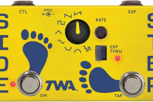 TWA Introduces the Side Step Pedal