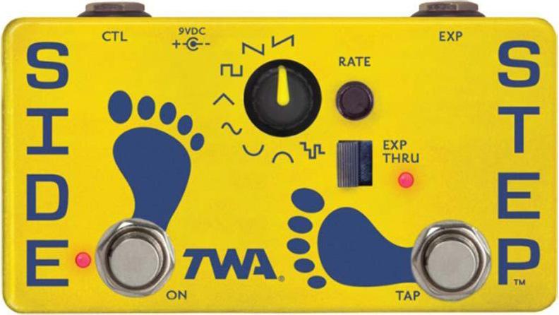 TWA Side Step Pedal