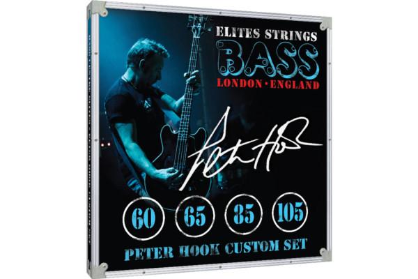 The Bass Centre Announces Peter Hook Custom Bass Strings