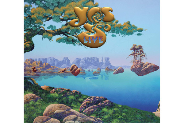 "Yes Releases ""Yes 50 Live"""
