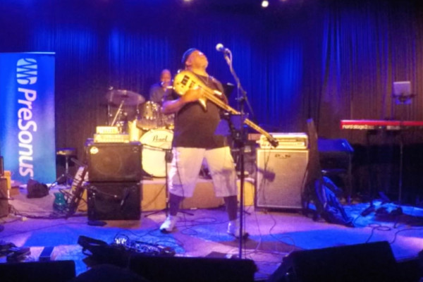 Quintin Berry and Chester Thompson: Thunder Row Bass Invitational Performance