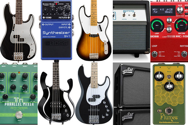 Bass Gear Roundup: The Top Gear Stories in July 2019