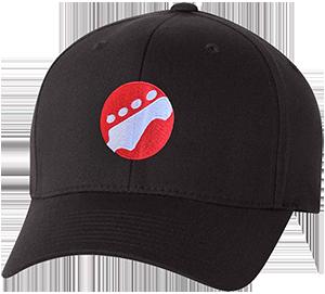 No Treble Flexfit Logo Cap