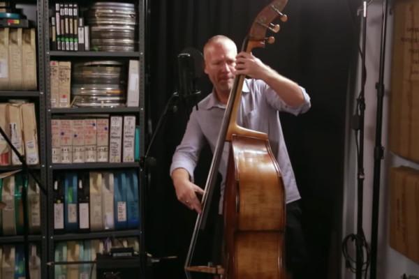 Avishai Cohen Trio: Paste Studio Performance