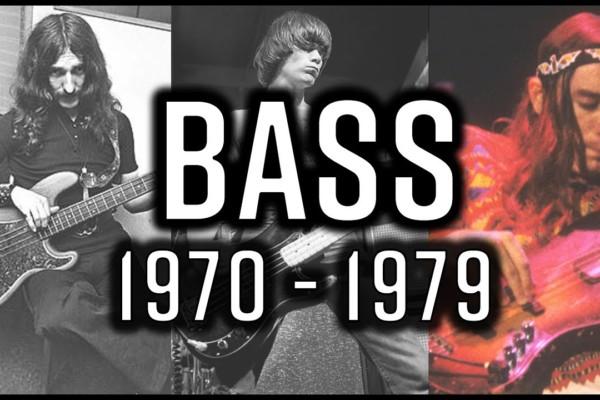 Scott Devine: The Bass (1970 – 1979)