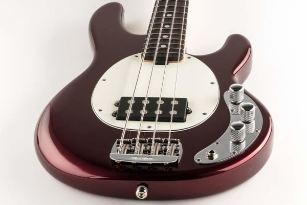 Ernie Ball Music Man Short Scale StingRay Bass Now Shipping