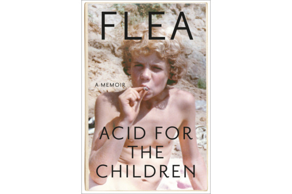 New Details Revealed for Flea's Autobiography