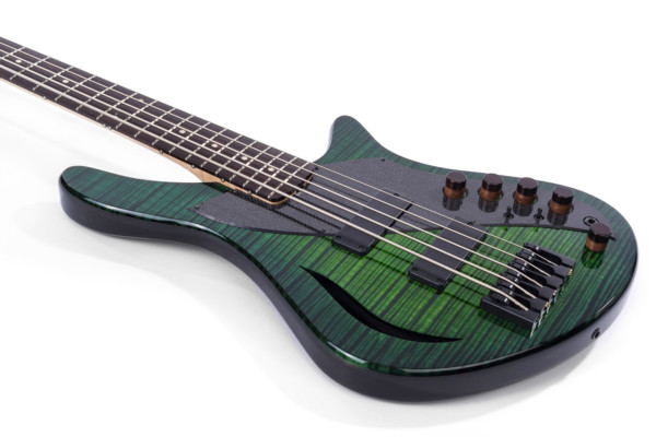 Bass of the Week: Frederiek de Vette Modern 5-String Bass
