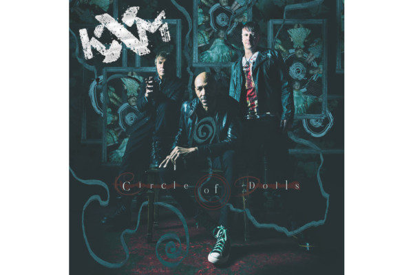 """Dug Pinnick and KXM Release """"Circle of Dolls"""""""
