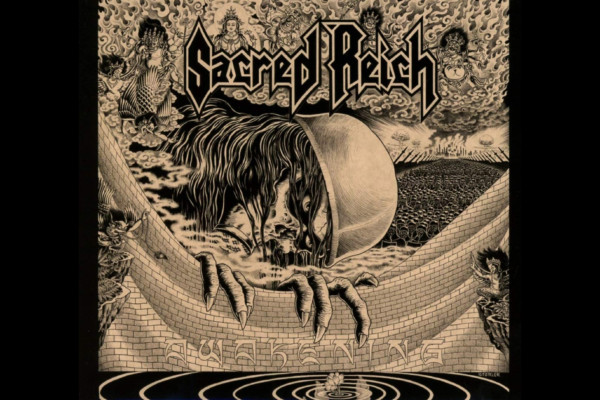Sacred Reich Releases First Album in 23 Years