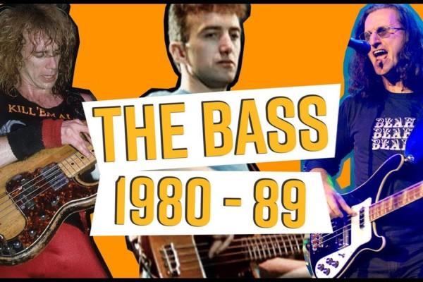 Scott Devine: The Bass (1980 – 1989)