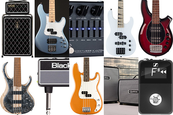 Bass Gear Roundup: The Top Gear Stories in August 2019