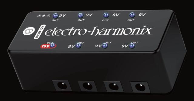 Electro-Harmonix S8 Multi-Output Power Supply