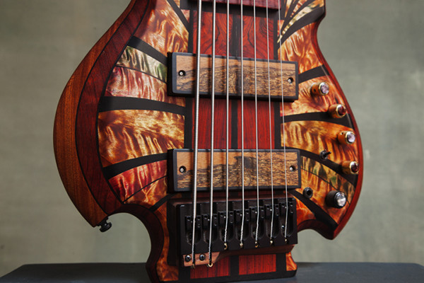 Bass of the Week: Kelvin Daly Musical Instruments 7-String Subcontra Bass