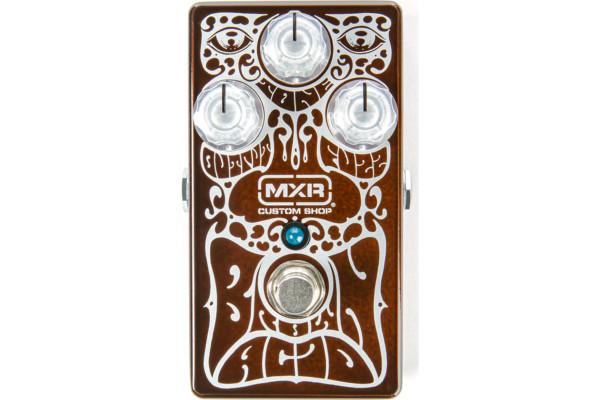 MXR Unveils the Limited Edition Brown Acid Fuzz Pedal