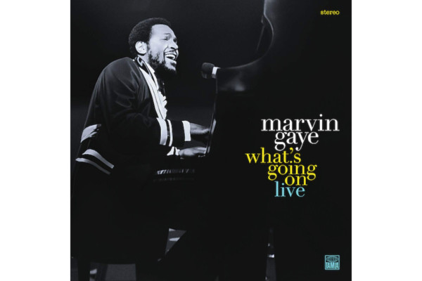 "James Jamerson Featured on Marvin Gaye's ""What's Going On Live"""
