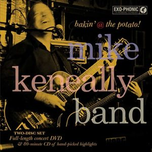 Mike Keneally Band: Bakin' @ the Potato!