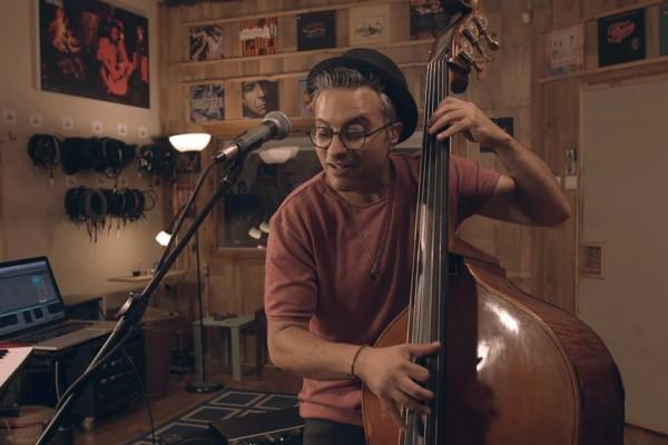 Adam Ben Ezra: Downtown Blues (Live Session)